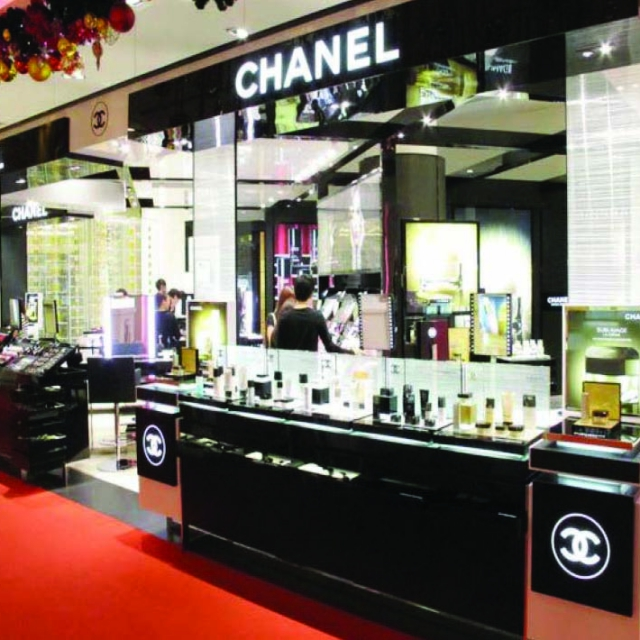 CHANEL FLAGSHIP STORE @ SIAMPARAGON